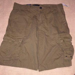Aeropostale men's cargo shorts.
